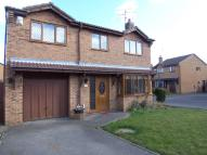 Detached property in Lister Close, Corby, NN17