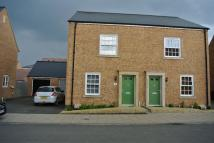 semi detached house to rent in Holdenby Drive, Corby...