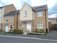 3 bedroom semi detached house to rent in Gunnell Road,  Corby...