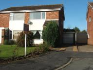 2 bedroom semi detached house to rent in Brandenburg Road, Corby...