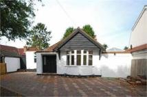 3 bedroom Bungalow in Worcester Park