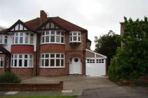 property to rent in Worcester Park