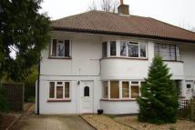 2 bedroom Maisonette in Worcester Park