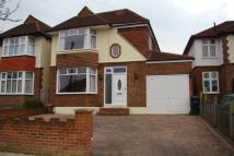 Detached home to rent in Worcester Park