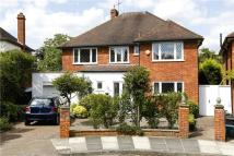 4 bed Detached house for sale in Vicarage Drive...
