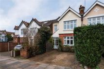 semi detached property in Deanhill Road...