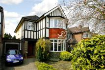 Detached house in Berwyn Road, Richmond...