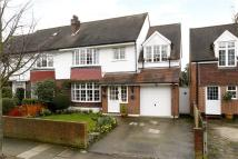 4 bedroom semi detached property in Christchurch Road...