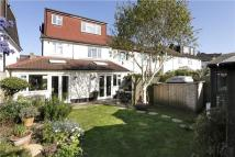 4 bedroom semi detached home in Wayside, East Sheen, SW14