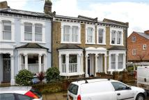 Terraced house in St Leonards Road...
