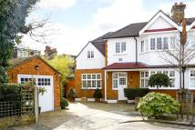 semi detached home in Milton Road, East Sheen...