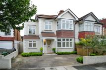 5 bed semi detached property in Clydesdale Gardens...