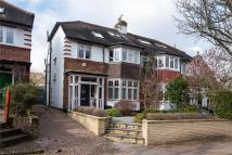 semi detached home in Park Drive, East Sheen...
