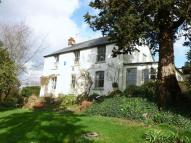 Detached property in Woodgreen, New Forest.