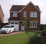 4 bed Detached Villa for sale in Elder Way, Carfin...