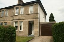 3 bed semi detached home in Gallowhill Road, Paisley...