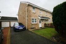 semi detached house in Torran Drive, Erskine...