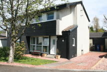 semi detached home for sale in Garpel Way, Lochwinnoch...