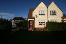 2 bedroom semi detached home for sale in Braehead Avenue, Glasgow...
