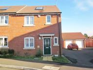 3 bed semi detached home in Clover Lane, Durrington