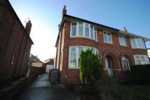 semi detached home in Poulton Old Road...