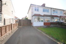 3 bed semi detached property in North Drive...