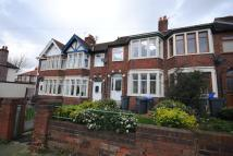 Terraced house in Penrose Avenue...