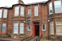 Ground Flat to rent in Glebe Road, Kilmarnock...
