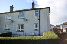 Ground Flat to rent in Well Road, Auchinleck...