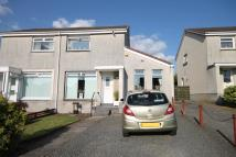 semi detached house to rent in Kelburn Crescent...