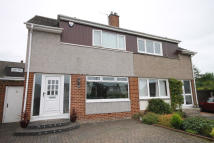 semi detached house to rent in Chestnut Road, Ayr...