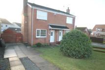 2 bedroom semi detached property to rent in Drumcoyle Drive...