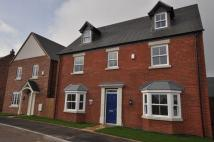 Detached property for sale in Plot 36