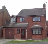 4 bed Detached house for sale in STANTON ROAD, Ashbourne...