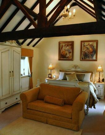 Chatsworth room
