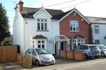 semi detached home in Stroude Road...