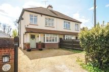 Stroude Road semi detached house to rent
