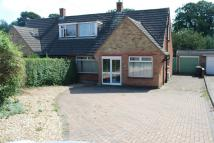 Semi-Detached Bungalow for sale in Ninesprings Way, HITCHIN...
