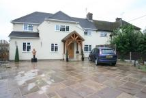 semi detached home in Frayes Chase...