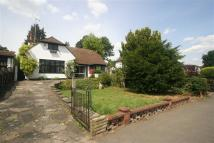 Detached Bungalow for sale in Woodcote Valley Road...