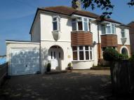 Grove Road semi detached property for sale
