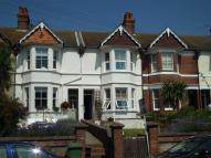 Terraced house in Chichester Road, Seaford...