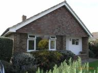 2 bed Detached Bungalow in Stirling Avenue, Seaford