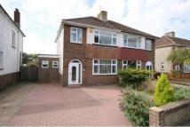 semi detached house for sale in Upper Shoreham Road...