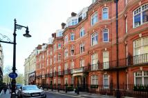Flat in Down Street, Mayfair, W1J