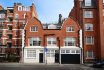 3 bed house in Binney Street, Mayfair...