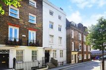 4 bedroom home in Derby Street, Mayfair...