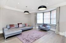 Upper Grosvenor Street Flat to rent