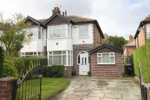 4 bedroom semi detached home in Woodlands Parkway...