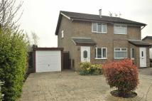 semi detached home to rent in Threshfield Drive...